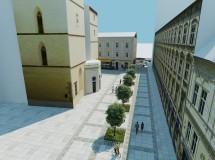 Проект облаштування громадського простору на пл. Катедральній в м. Львові