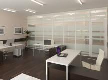 Lviv office interior design project