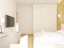 Interior design project of apartments in Lviv