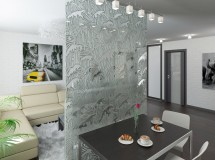 Almetyevsk apartment interior design project