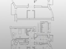 Lviv apartment interior design project