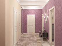 Lviv apartment interior design project