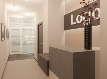 Lviv office interior design project
