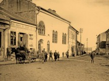 Проект громадського простору у м. Чернівці