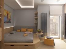 Проект интерьера квартиры в г. Львов